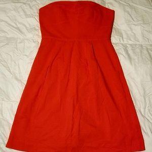 J.Crew New Strapless Dress